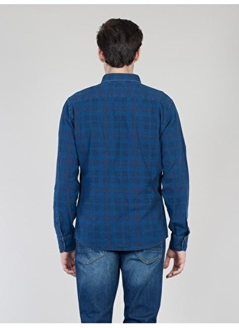 Colin's Gömlek İndigo